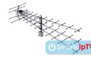 Какая антенна нужна для цифрового ТВ в частном доме и квартире для приема каналов