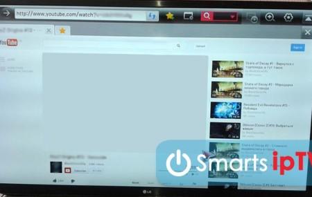 Как обновить Web-браузер на телевизоре LG smart TV