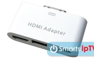 Как подключить iPhone к телевизору Samsung Smart TV через Wi-Fi, USB, HDMI, программы