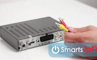 Как подключить и настроить цифровые каналы на приставке Oriel