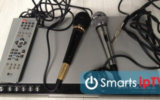 Караоке на телевизоре LG Smart TV: как подключить микрофон, приложения