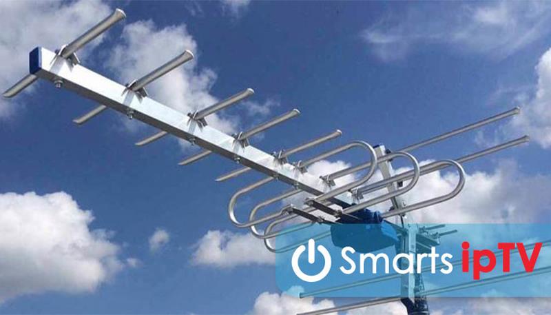 какая антенна нужна для цифрового тв