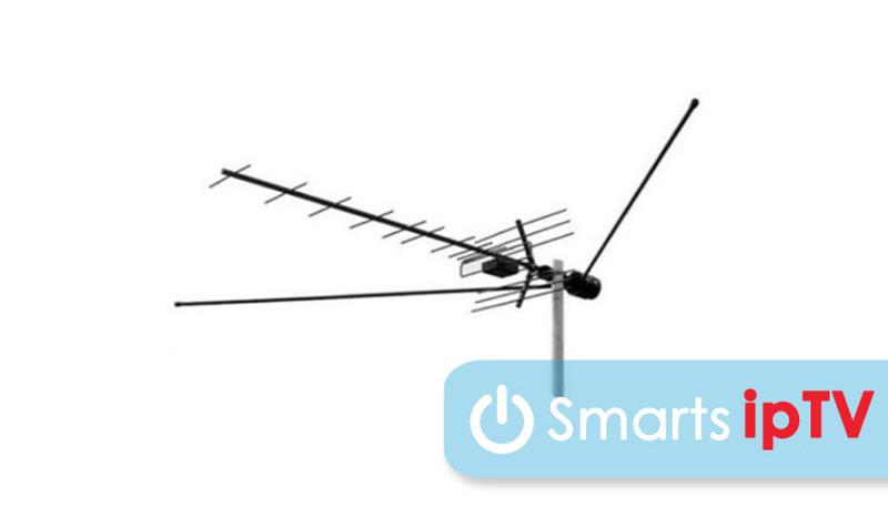 какая нужна антенна для цифровой приставки