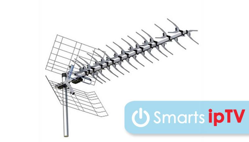 нужна ли антенна для цифрового тв