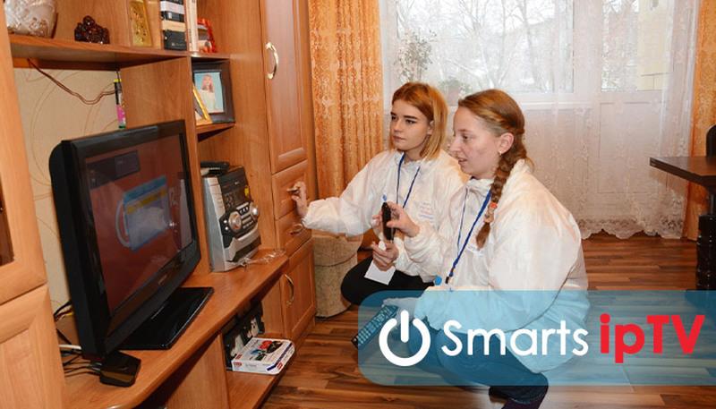 как вызвать волонтера для подключения цифрового телевидения