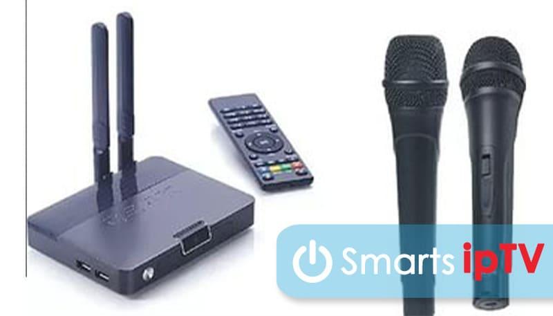 караоке на телевизоре samsung smart tv