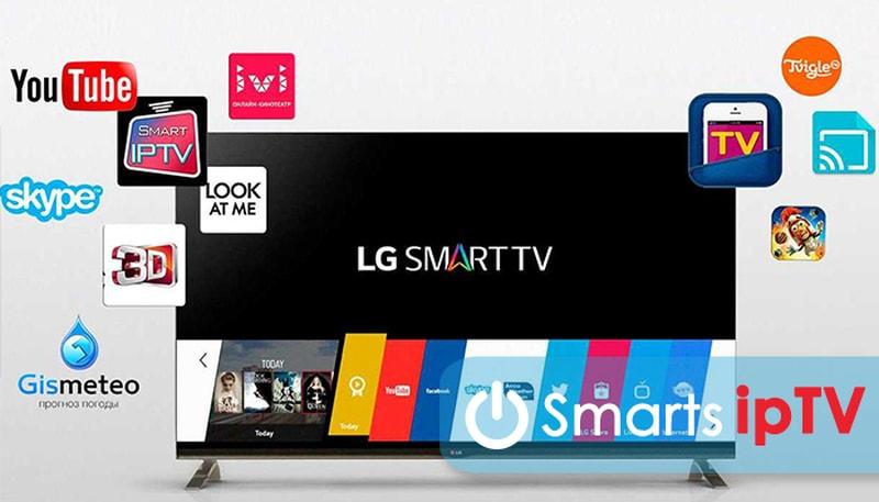 как обновить браузер на телевизоре lg smart tv