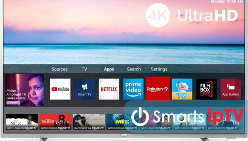 не работает smart tv philips