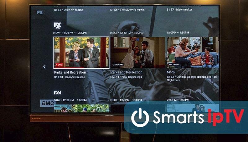 youtube на lg smart tv