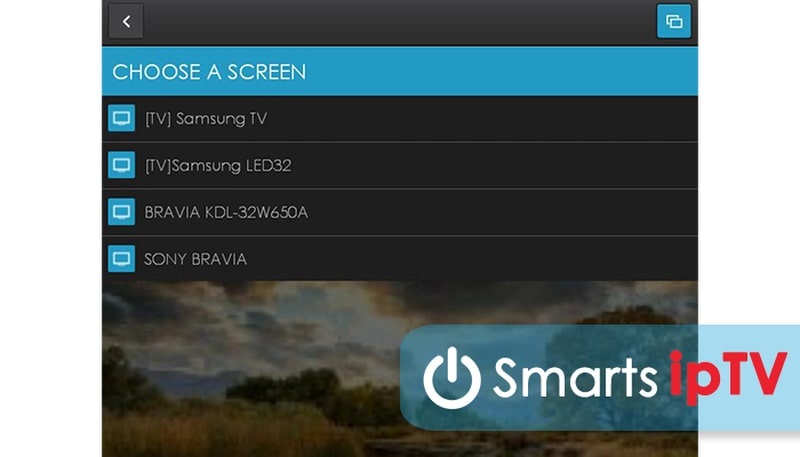как подключить айфон к телевизору lg smart tv через wifi