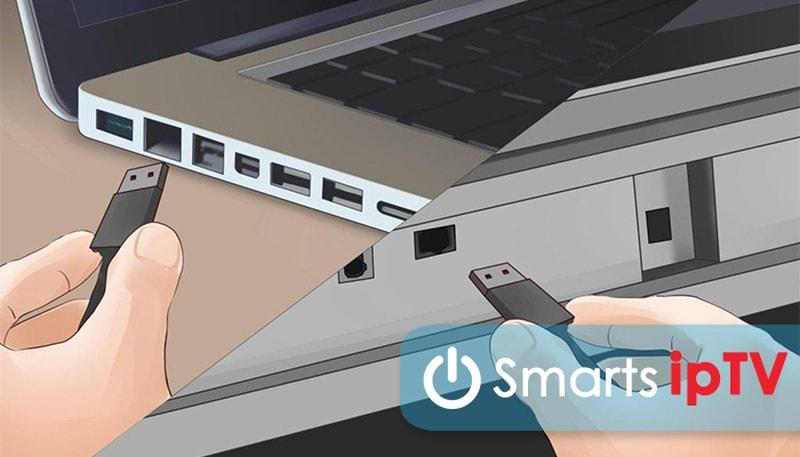 как подключить беспроводную клавиатуру к телевизору lg smart tv