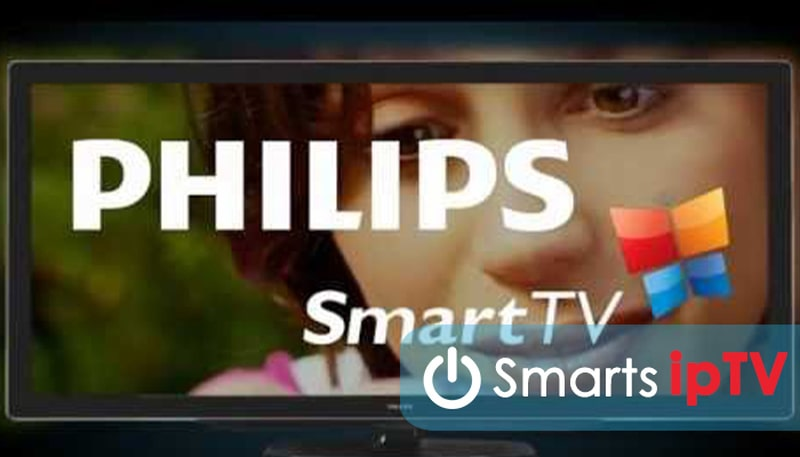 сервер не найден philips smart tv