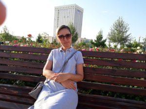 Автор Лаура Калибекова