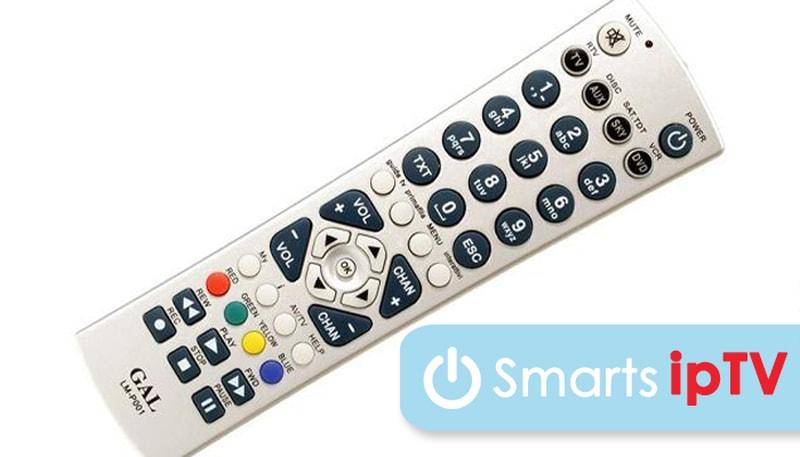 как настроить универсальный пульт к телевизору лдж шаг два