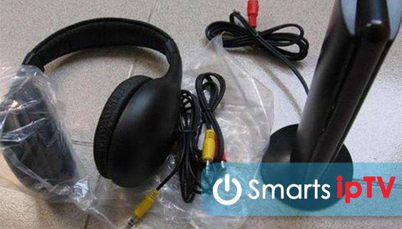 беспроводные наушники для телевизора lg smart tv